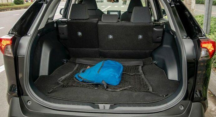 Toyota RAV 4 mới đẹp