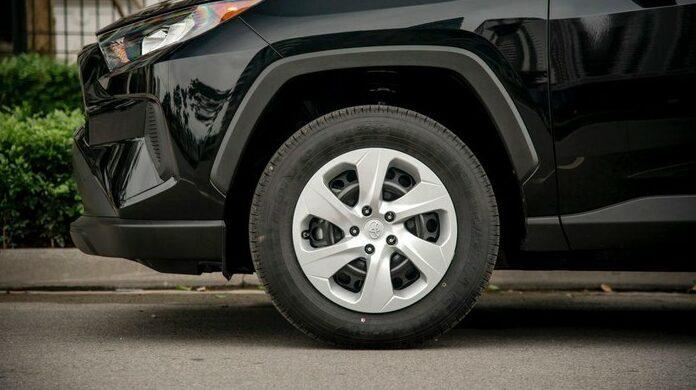 Toyota RAV 4 mới đẹp nhất