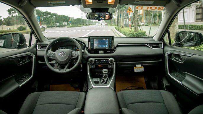 Toyota RAV 4 Đẹp khá khang trang