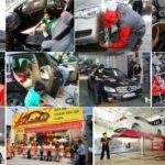 Quy trình rửa xe ô tô cho đúng và sạch bạn nên biết