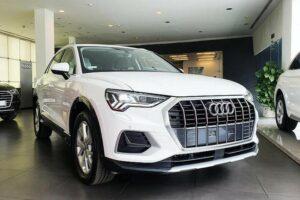Xe sang Audi Q3 về Việt Nam