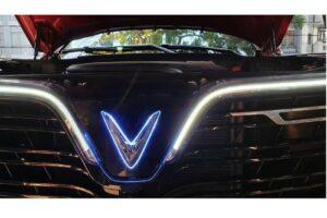 Lô gô xe độ đèn LED
