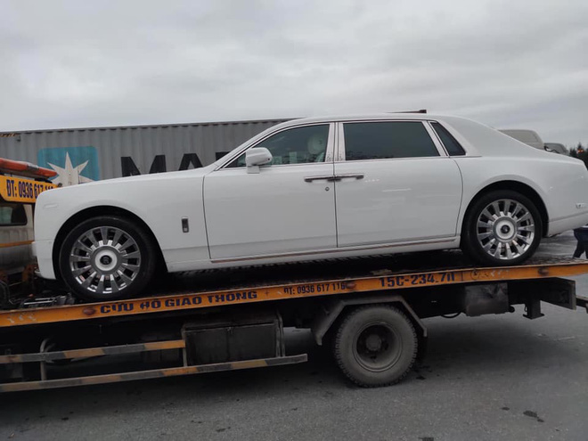 Rolls royce đẳng cấp cho nhà giàu