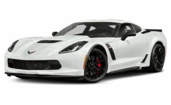 siêu xe Mỹ Corvette baoxehoi
