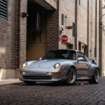 Hàng độc Porsche 993 GT2 giá 4 tỷ dùng 24 năm bán giá 24 tỷ