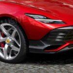Ảnh chính thức siêu SUV Ferrari Purosangue 2021