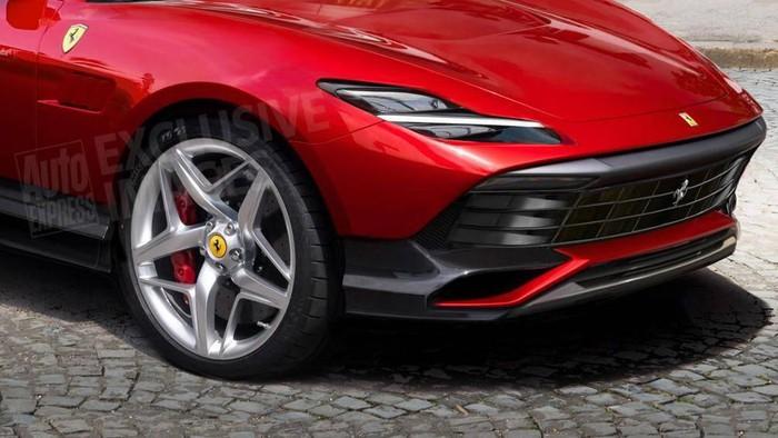 Siêu xe Ferrari đẹp SUV