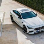 Siêu sedan Mercedes-AMG GT 53 giá 6,3 tỷ ở Việt Nam