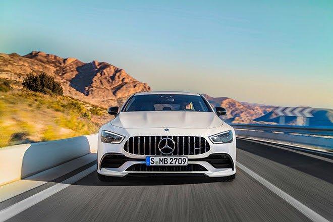 Siêu xe thể thao Mercedes