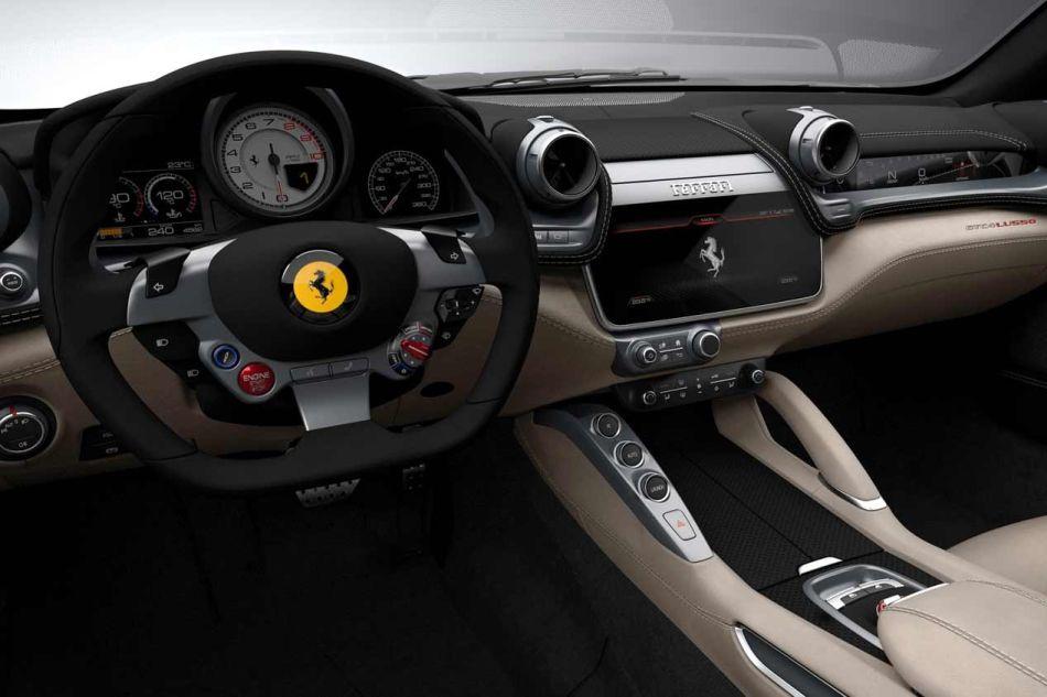 Nội thất siêu xe khủng đẹp