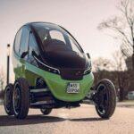 Triggo xe điện mini tự thu nhỏ đi dễ dàng hơn