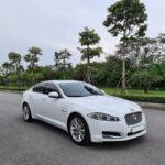 Jaguar XF còn giá 1,2 tỷ đồng sau 6 năm sử dụng