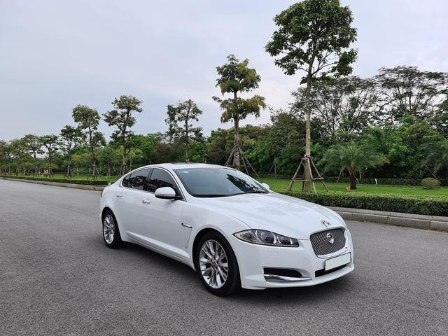 Xe jaguar đại gia Việt