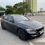 BMW 320i 2015 độ body kit M3 tuyệt đẹp