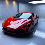 Đàm Thu Trang tặng Cường đô la Ferrari F8 Tributo hơn 20 tỷ ?