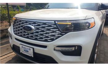 Ford Explorer Platinum 2020 đẹp