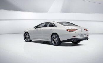 Mercedes CLS260 đẹp cho nhà giàu