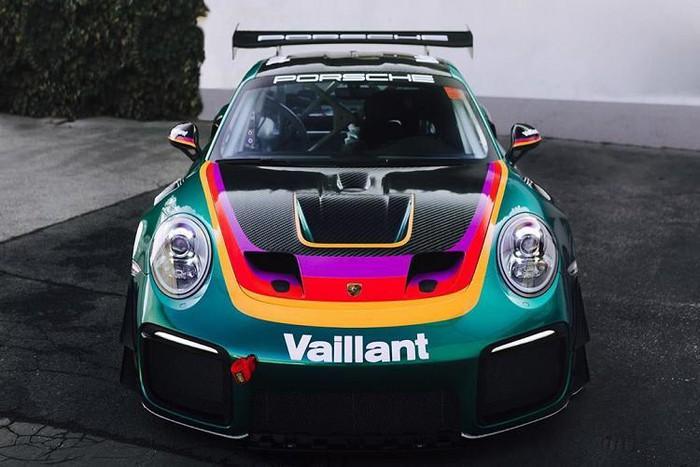 Siêu xe Porsche 911 đẹp tuyệt