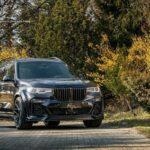 BMW X7 2020 độ dữ dằn bởi Lumma Design