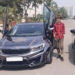 Kia Cerato độ cảm hứng Lamborghini ở Sài Gòn