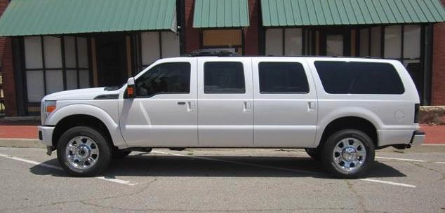 ford-excursion cho nhà giàu
