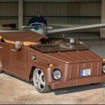 Volkswagen Thing bọc da ngoại thất để sờ sướng hơn ?