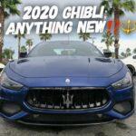 Maserati Ghibli bản thể thao 2020 giá gần 6 tỷ ở Việt Nam