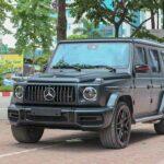 Thiếu gia Sài Gòn 30 tuổi mua Mercedes G63 2020 giá 12 tỷ