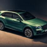 Bentley Bentayga 2021 xe SUV cho giới siêu giàu