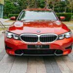 Xe sang BMW 3 series 2021 tăng giá bán do nhiều ưu điểm đáng giá