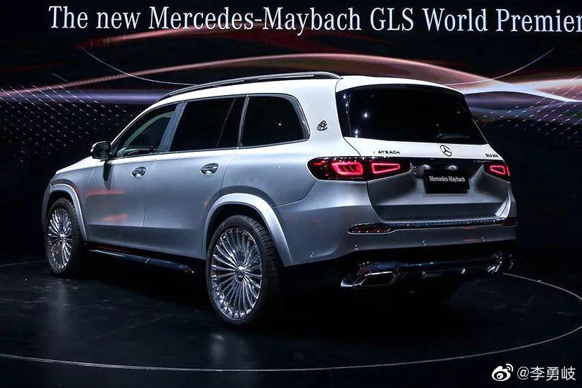 Xe Maybach GLS đẹp và sang chảnh
