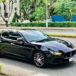 Siêu xe Maserati Ghibli cực đẹp ở Việt Nam