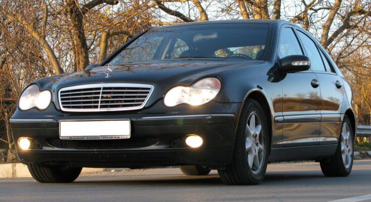 Mercedes đời cũ đẹp baoxehoi