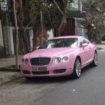 Những siêu xe màu hồng đẹp nhất Việt Nam 2020