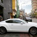Bentley Continental GT dùng 14 năm bán lại gần 3 tỷ đồng
