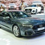 Audi A7 2020 xe sedan thể thao cho người giàu