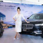 Diễn viên Diễm My mua Volvo XC90 Excellence gần 7 tỷ