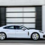 Porsche Panamera 2021 nâng cấp nhẹ nhưng uy lực hơn