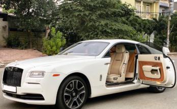 Rolls royce Wraith cũ đẹp