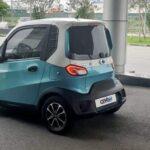 Xe ô tô CEVO điện giá 70 triệu ngang Honda SH đáng mơ ước