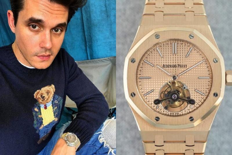 Đồng hồ giới siêu giàu
