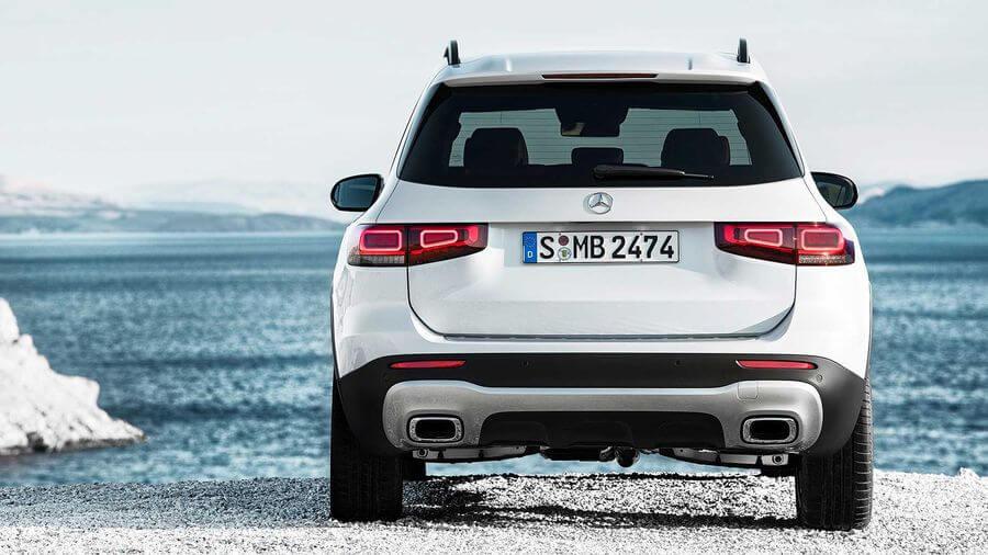 Baoxehoi xe sang Mercedes GLB mới 2020