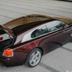 Rolls-Royce Wraith độ cốp rộng thực dụng