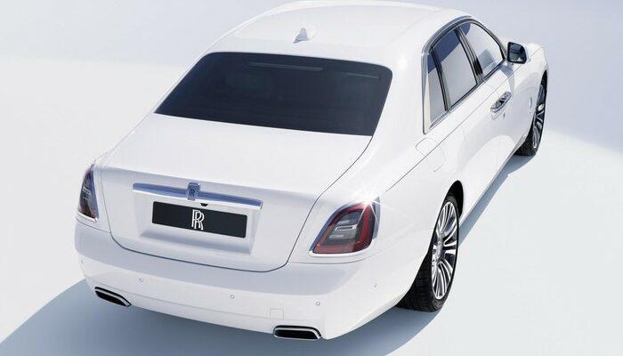 Rolls royce ghost 2021 mới