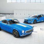 Siêu xe cổ Volvo P1800 Cyan dùng 60 năm bán lại 11 tỷ