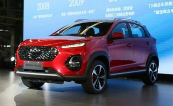 Xe SUV Trung Quốc