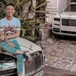 Minh nhựa tậu Rolls-Royce Cullinan 2020 giá 40 tỷ đồng