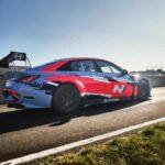 Hyundai Elantra N TCR 2020 dành riêng cho đường đua