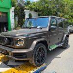 9X Tuyên Quang mua Mercedes AMG G63 giá 10 tỷ đồng